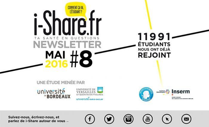 newsletter #8 i-Share
