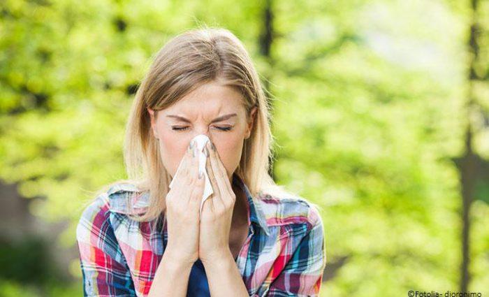 Le pollen est là, les allergies aussi !