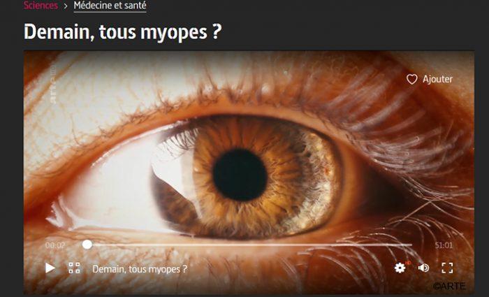 "Image ""Demain, tous myopes ?"""
