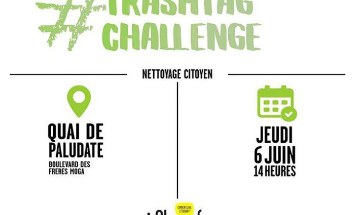 visuel trashtag challenge étude i-Share
