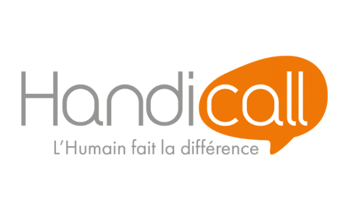 visuel logo Handicall
