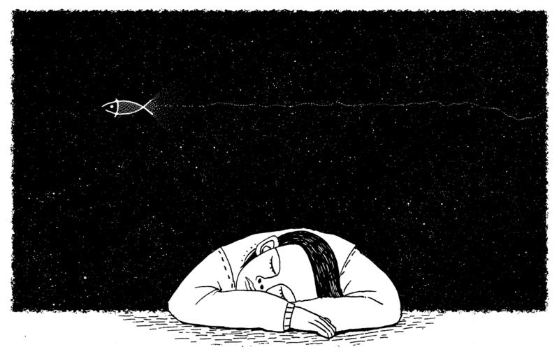 """Visuel d'illustration de l'article """"Reves et cerveau, quel lien ?"""""""